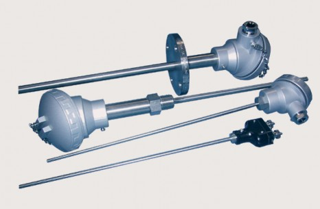 温度センサー(熱電対)