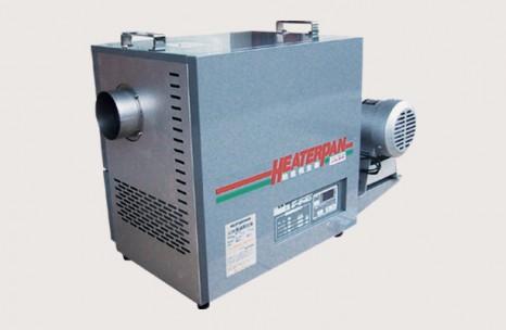 熱風発生器